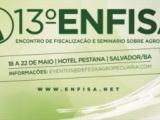 ENFISA 2015 terá extensa programação para discutir a fiscalização de agrotóxicos