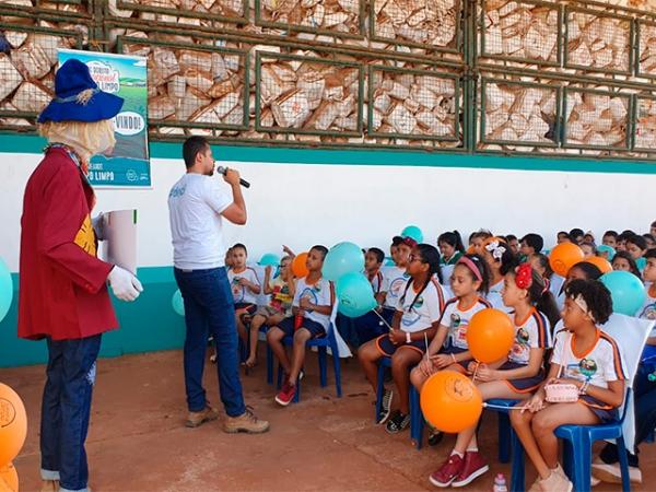 Central Campo Limpo de Roda Velha celebra DNCL Portas Abertas